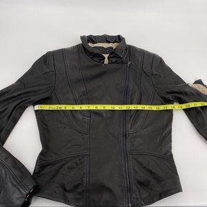 Elie Tahari Jackets & Coats - 🆕🆙Elie Tahari Celine Genuine Leather Jacket